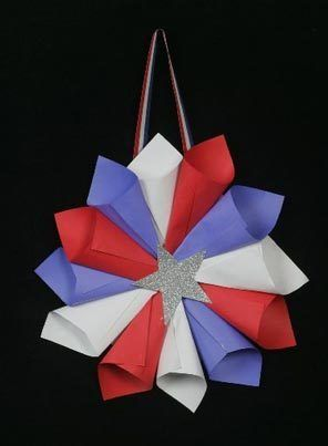 Preschool Crafts for Kids*: 4th of July