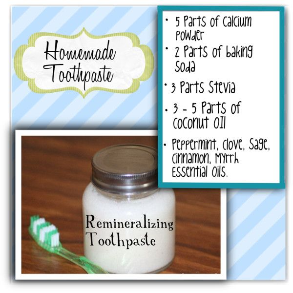 DIY Remineralizing Toothpaste by marielecastan on Polyvore featuring Belleza, DIY, homemade, diytoothpaste and toothpaste