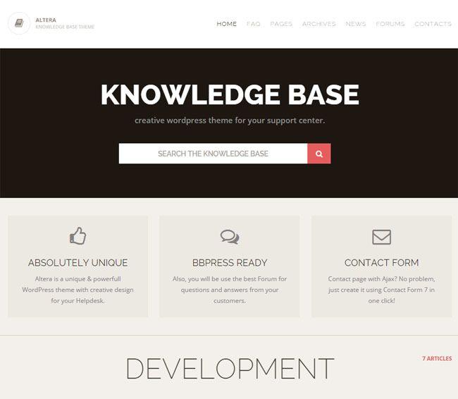 Altera-Responsive-Knowledge-Base-Wordpress-Theme