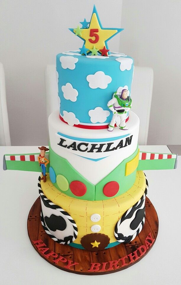 Toy story cake by Dina's cupcakes and cakes