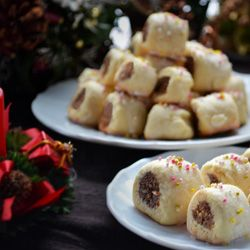 CUCCIDATI (Italian Fig Cookies)