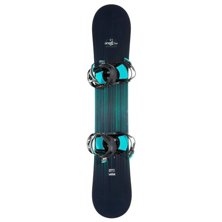 Snowboards Ski and Snowboard - Serenity 500 Carve Women's Snowboard Pack Wed'ze - Snowboard Equipment
