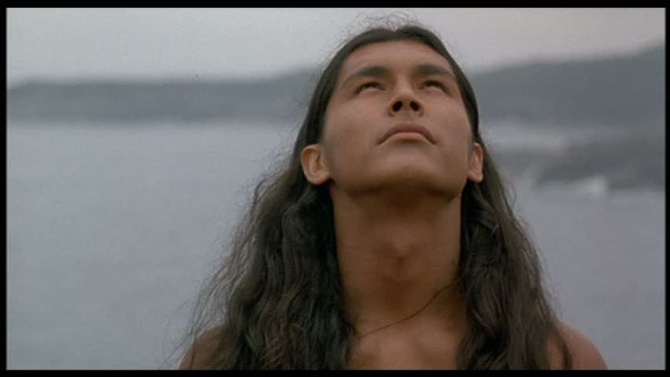 adam beach | Adam Beach Adam in Squanto: A Warrior's Tale--I have this movie. It's an old one, but still very moving.