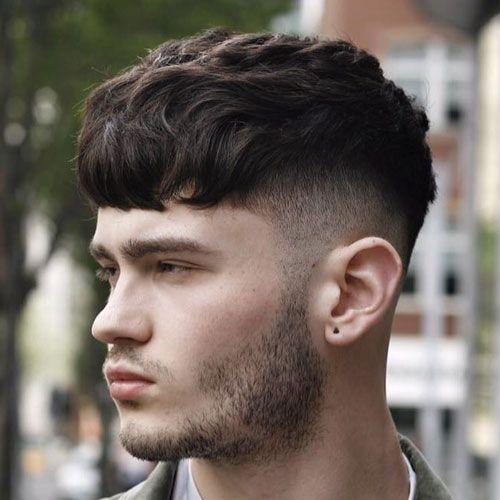 Best Mens Haircuts For Your Face Shape 2019 Haaaiiir Short
