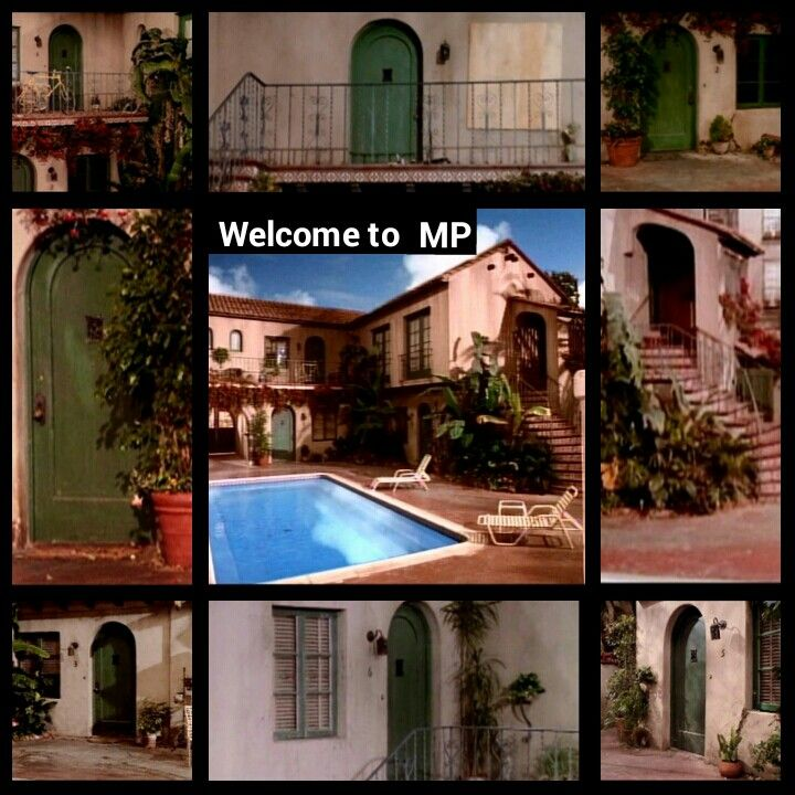Los Angeles Apartments Melrose: 4616 Melrose Place