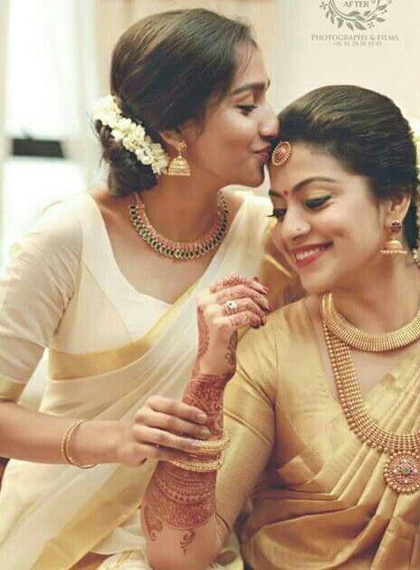 Beautiful South #IndianWedding Photo, #Jewelry, via @topupyourtrip