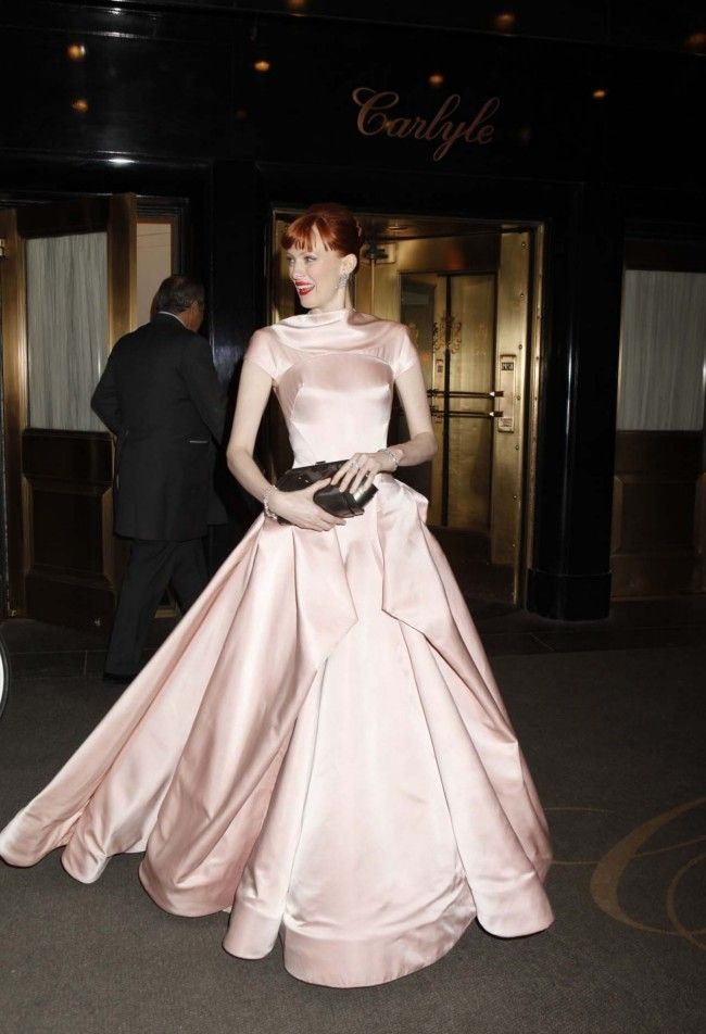 2014 Met Gala moments - and another work of art