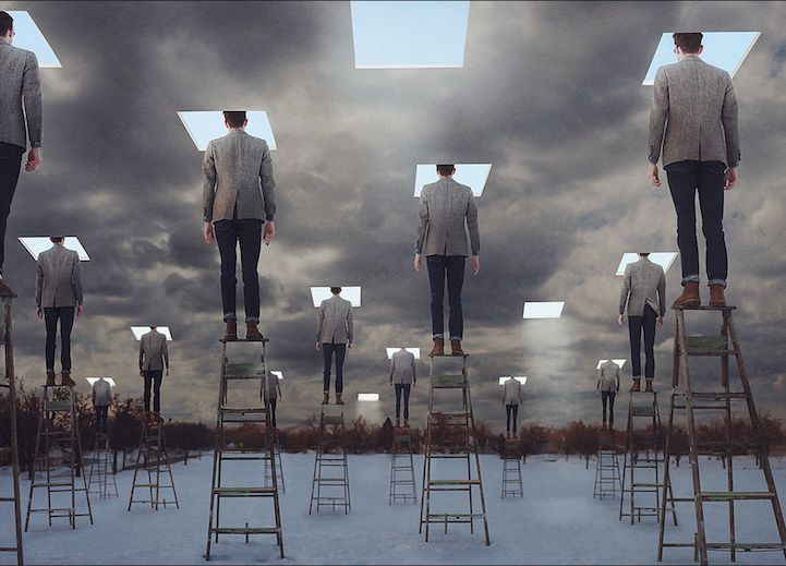 Surreal Dream Worlds Come Alive in Imaginative Photo Series - My Modern Met