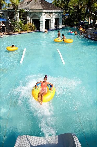 Hilton Rose Hall Resort & Spa All Inclusive - Montego Bay, Jamaica    Forget the slopes and packed snow. Who's up for our favorite winter ride? Wheeee! Check Package Deals!