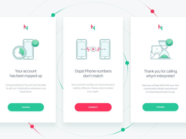 Whym - Modals by Luke Pachytel #Design Popular #Dribbble #shots