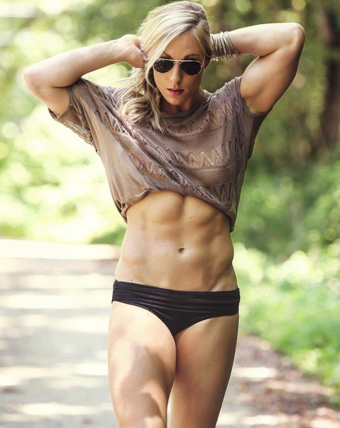 5269000d624eb Hot Pictures Of Jessie Graff – Supergirl Stunt Double