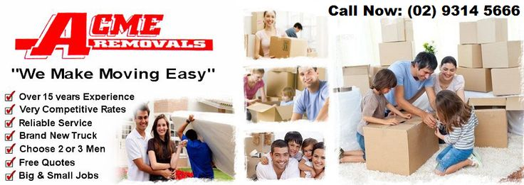 Cheap Removals in Sydney