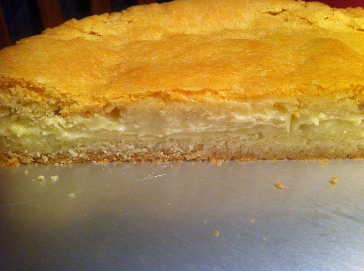 Torta della Nonna (übersetzt aus dem ital. TM Backbuch)