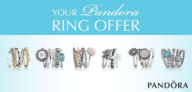 Pandora Ring Offer 2014 #JFJ