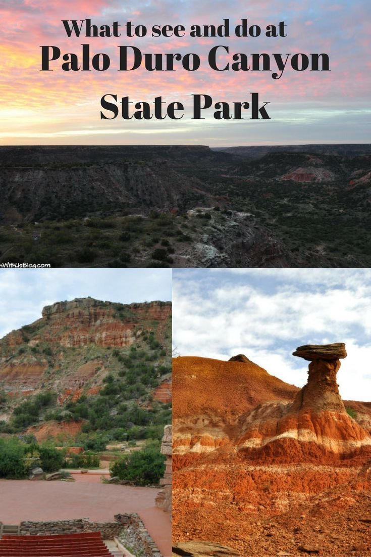 Breathtaking sunrise, hiking, horseback riding, camping and so much more at the Grand Canyon of Texas! Amarillo, TX