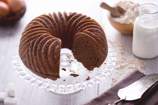 Un dolce soffice e particolare perfetto per colazione o per una gustosa merenda, che racchiude tutto il sapore d'autunno!