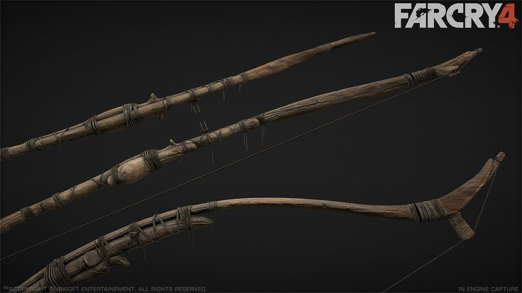 ART DUMP - Far Cry 4 - Polycount Forum