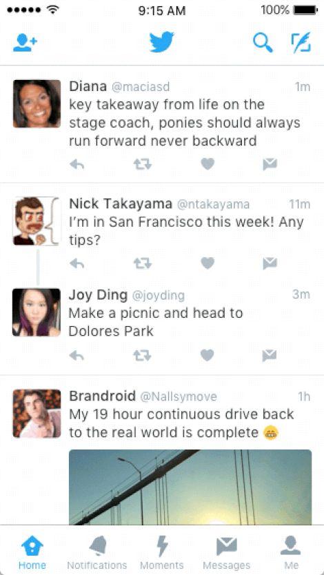 Μια γκάφα του Twitter που σύγχισε τους χρήστες του - Social Media Life