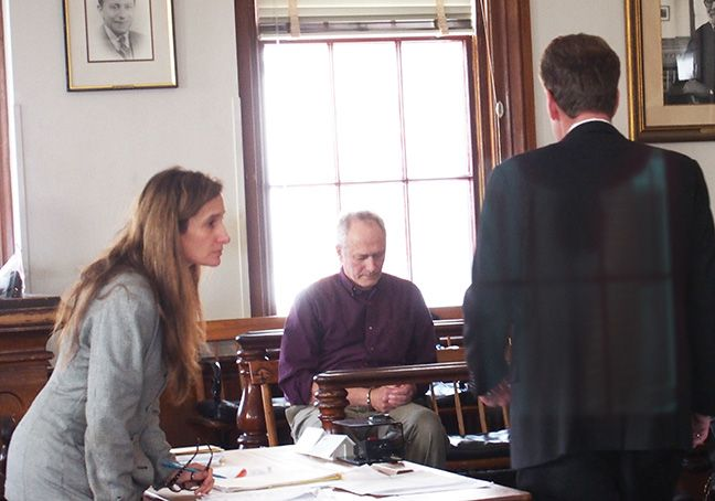According to court documents obtained by The Times, assistant district attorney Laura Marshard has come under scrutiny by the Massachusetts Office of the Bar Counsel (OBC) for alleged misconduct in three criminal trials on Martha's Vineyard. A 12-page, three-count complaint submitted by the OBC to the Board of Bar Overseers on Sept. 6 alleges …