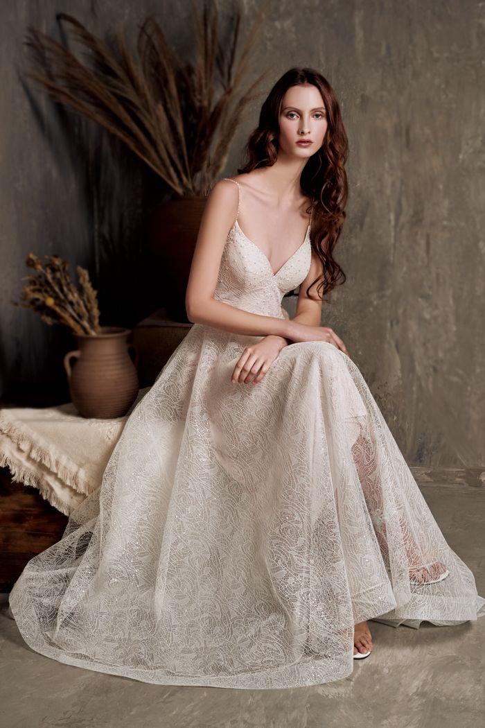 cbf52902f7091 Delta - BRIDAL - Chic Nostalgia - Bohemian and Romantic Wedding Dresses