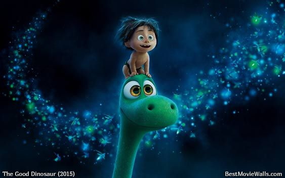 The Good Dinosaur :] #GoodDino