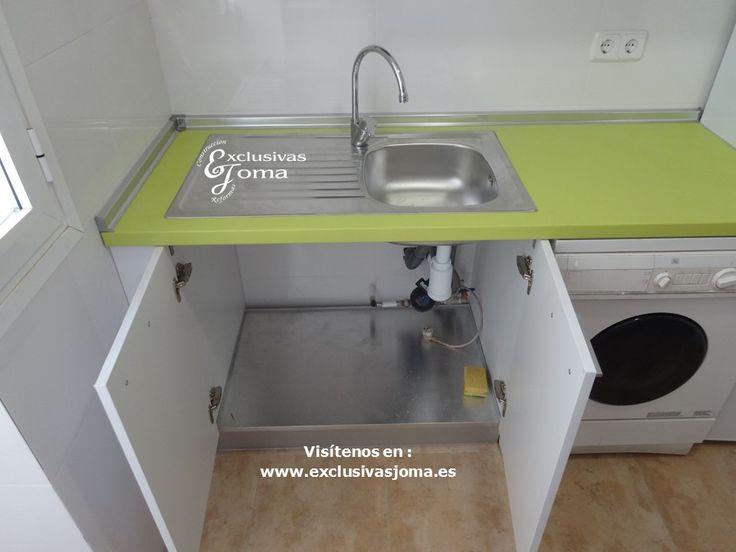 17 mejores ideas sobre encimeras de cocina verde en - Muebles bravo murillo ...