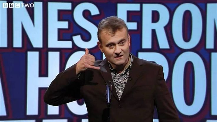 Unlikely Lines From a Horror Film  - Mock The Week - Series 10 - Episode...