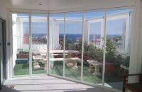 cortina de cristal con aislante termico - Beldaglass