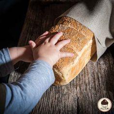 Wenn wir schon da sind und frisches Brot backen, dann sollte das auch für die …   – Brot und Brötchen