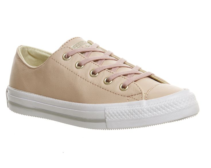 Ctas Gemma Low Leather