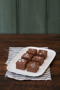 Nutella Fudge.  From a blog called Petunia Picklebottom.  How could this not be a win?
