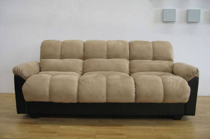 more comfortable futon or sleeper sofa : Best Futons & Chaise ...