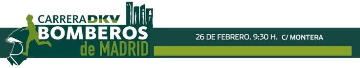 PRÓXIMA CARRERA: 19/02/2011. 1ª Carrera de Bomberos de Madrid. 10 km en XXX con XXX