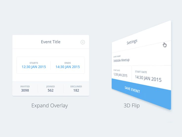 Dribbble - UI Patterns - Settings by Virgil Pana #ui #ux #design #inspiration…