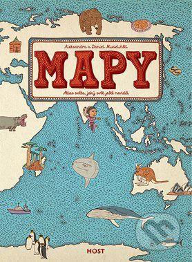 Vydejte se s námi na nezapomenutelnou cestu kolem světa! Spatříte gejzíry na Islandu, karavany v egyptské poušti a mayská města v Mexiku. V Anglii si zahrajete kriket, v Indii zacvičíte jógu a v Číně ochutnáte stoletá vejce. V Austrálii vás udiví... (Kniha dostupná na Martinus.cz se slevou, běžná cena 499,00 Kč) #kniha #děti #pohádky #leporela #3dmamablog.cz