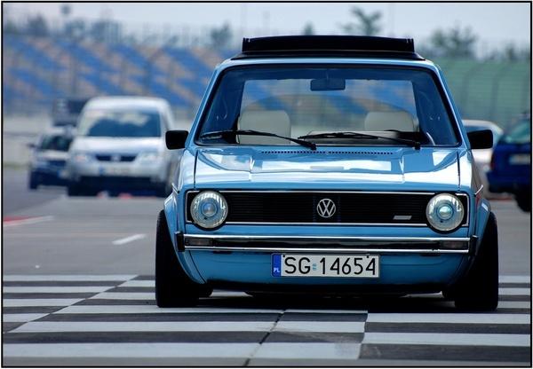 Mk 1 Golf vag