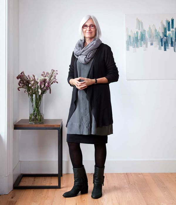 creditMark Mahaney/creditpstrongProblem Solved/strong I was an uncomfortable person, and so I wanted comfortable clothes, says Eileen Fisher./p