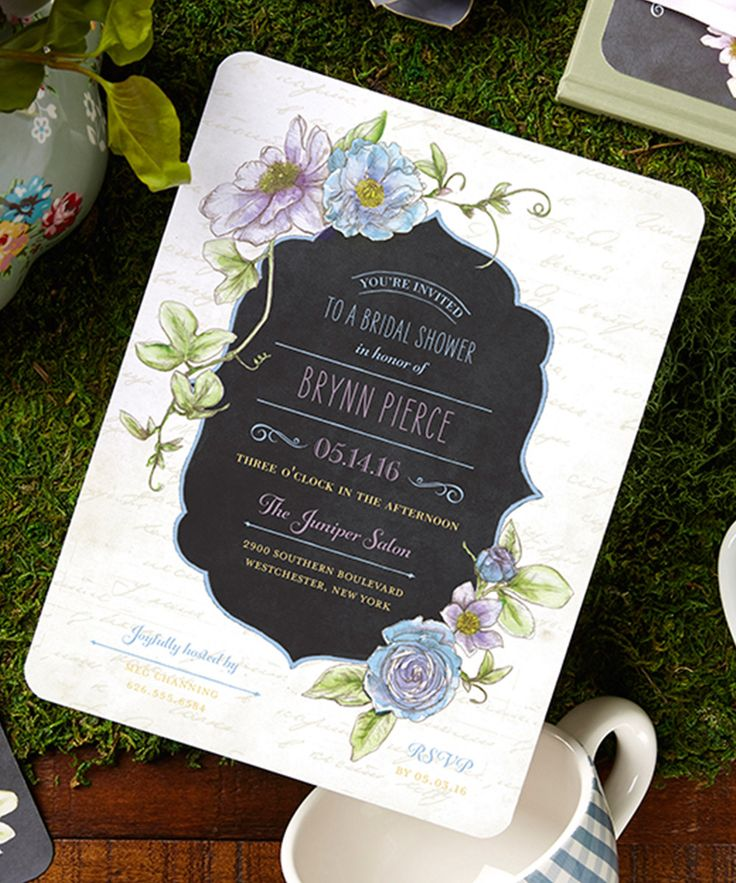 recipe themed bridal shower invitation wording%0A Save OFF for a limited time when you create bridal shower invitations at  Shutterfly