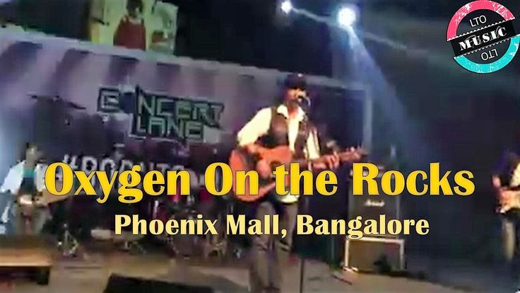 WOW! NOW THATs CALLED A ROCKING PERFORMANCE !  For all those who want more from Bands & Live shows get a dose of Oxygen On The Rocks - Hindi Rock Band, Bangalore rocking the stage at the #Phoenix #Mall in #Bangalore ! and #OOTR you guys really turn it on with your music ..Keep Playing ..Keep Rocking !!  Book #OOTR for ur events / gigs @ www.localturnon.com/bookings  #turnon #music || #turn #on #happiness || #turnon #life !