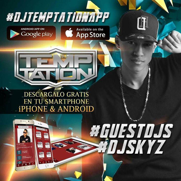 FREE DOWNLOAD DESCARGALO GRATIS #DjTemptationApp . .Mixes & Music of all types. Available Now on Google Play & App Store for all Smart phones. . .Mezclas y Musica de Todo Genero.  Disponible En Google Play & App Store Para Todos los Smartphones. @Djtemptation  #GuestDjs @djmatute @djcoestar @djskyz_ @djflash_bu @dj_fren2 #boncheurbanodjs @boncheurbano #scratchcuts #turntablism #scratchoff #ddjsz check out my lastest videos  by djskyz_