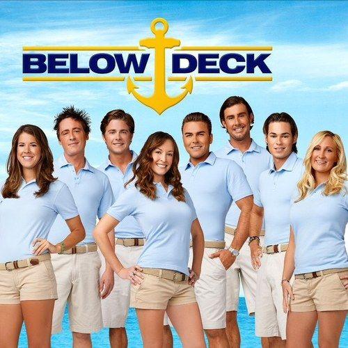 """Bravo TV's """"Below Deck"""" Cast. filmed on & around SXM"""