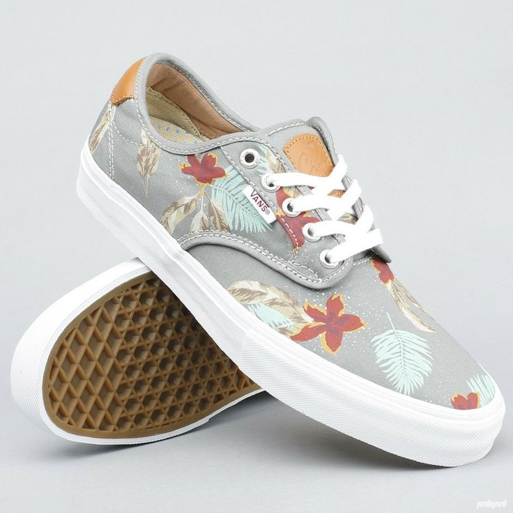 Vans kengät Chima Ferguson signaturella.