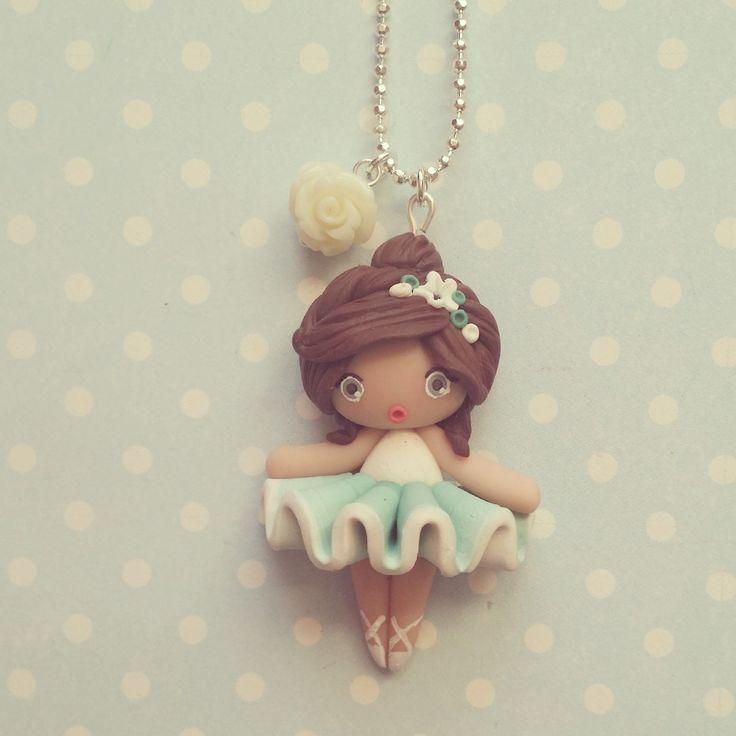 Collier Petite danseuse étoile - Bella