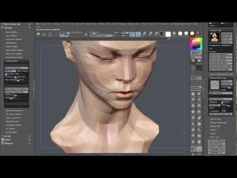 ▶ Zbrush - Matcap Baker Plugin Demo - YouTube