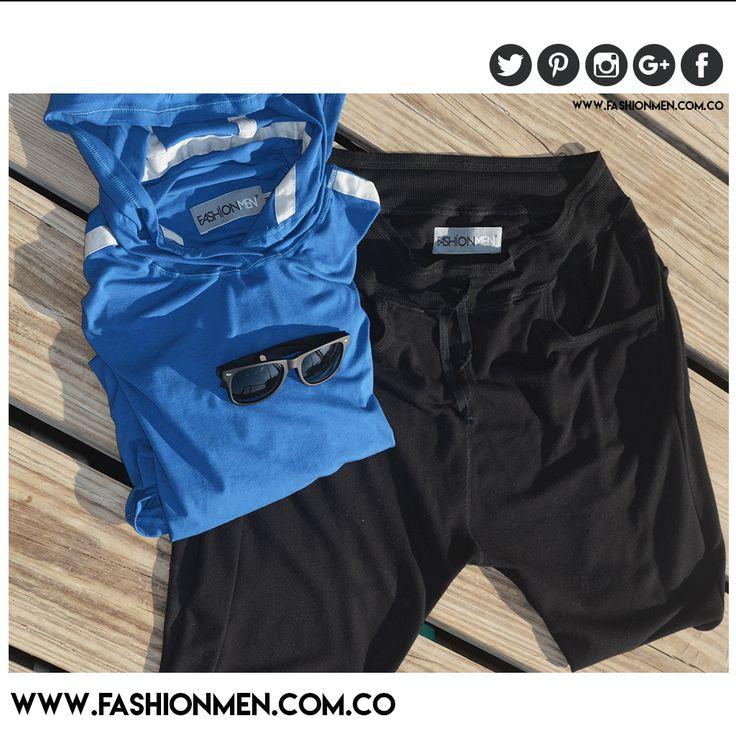 una buena prenda, una buena combinación!  #TendenciasFashionmen #MensClothes #StreetStyle #Fashionmen