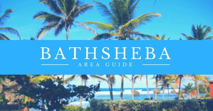 Endless beach, ocean pools and an old train line await us in Bathsheba, Barbados