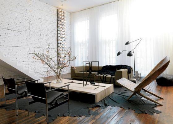 30 best living rooms images on pinterest stairs chicago for Avant garde living room
