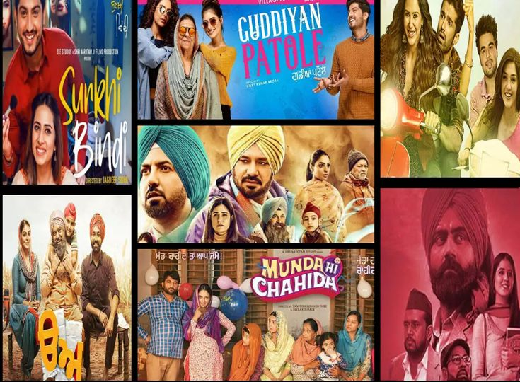 Pin on Punjabi movies