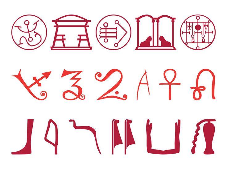 17 best ideas about egyptian symbols on pinterest