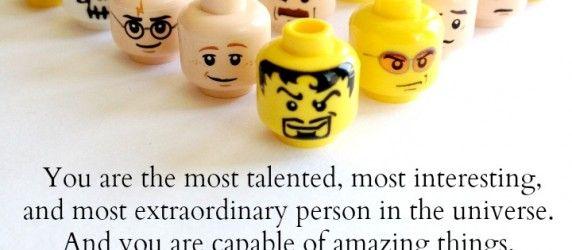 Lego Movie Quote